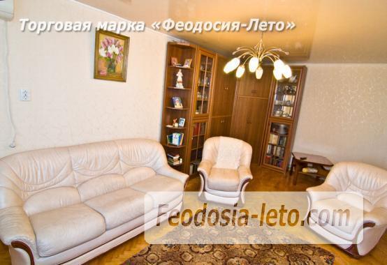 2 комнатная совершенная квартира в Феодосии на улице Крымская, 84 - фотография № 7