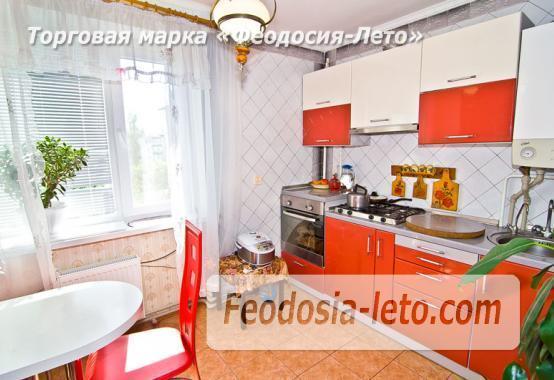 2 комнатная совершенная квартира в Феодосии на улице Крымская, 84 - фотография № 10