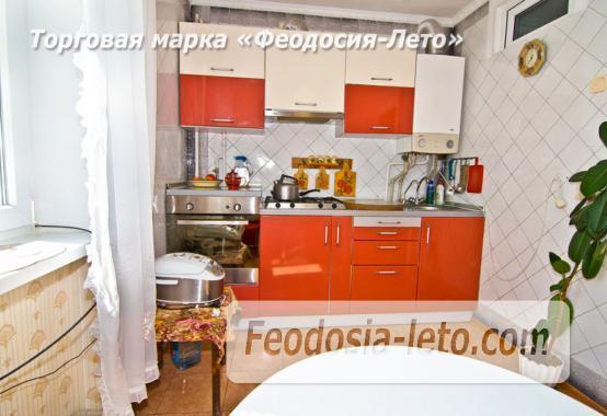 2 комнатная совершенная квартира в Феодосии на улице Крымская, 84 - фотография № 11