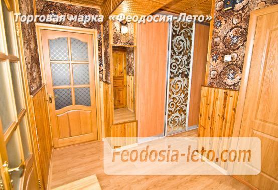2 комнатная совершенная квартира в Феодосии на улице Крымская, 84 - фотография № 14