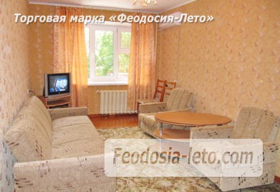 2 комнатная современная квартира где все достопримечательности в Феодосии - фотография № 1
