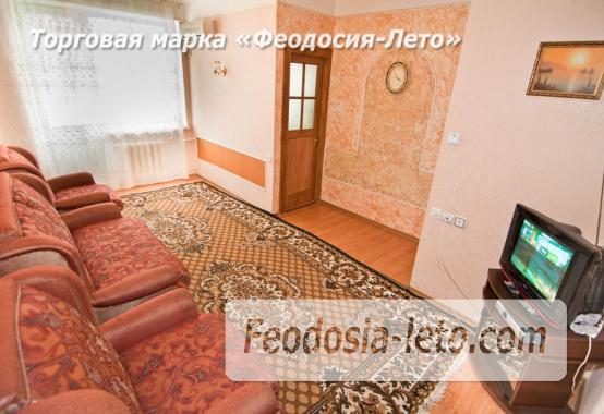 2 комнатная светлая квартира в Феодосии, Галерейная, 11 - фотография № 16