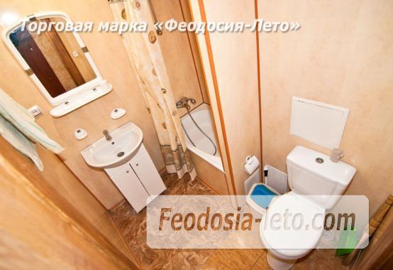 2 комнатная светлая квартира в Феодосии, Галерейная, 11 - фотография № 14