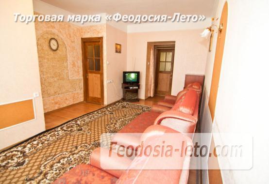 2 комнатная светлая квартира в Феодосии, Галерейная, 11 - фотография № 6