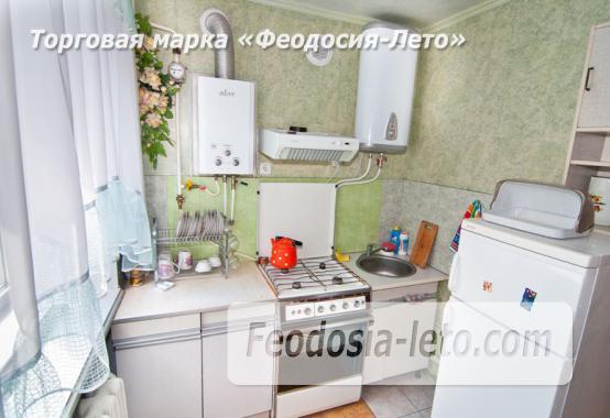 2 комнатная светлая квартира в Феодосии, Галерейная, 11 - фотография № 7