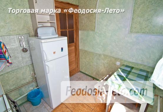 2 комнатная светлая квартира в Феодосии, Галерейная, 11 - фотография № 8