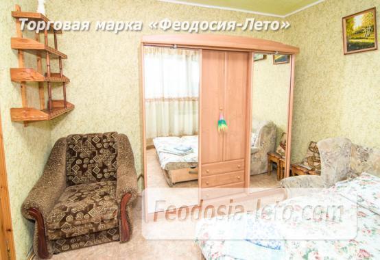2 комнатная светлая квартира в Феодосии по улице Дружбы, 46 - фотография № 3