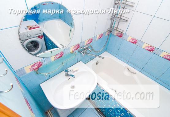 2 комнатная светлая квартира в Феодосии по улице Дружбы, 46 - фотография № 9