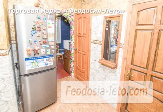 2 комнатная светлая квартира в Феодосии по улице Дружбы, 46 - фотография № 12