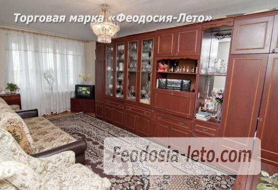 2 комнатная удобная квартира напротив пляжа Баунти в Феодосии - фотография № 1