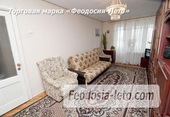 2 комнатная удобная квартира напротив пляжа Баунти в Феодосии - фотография № 2