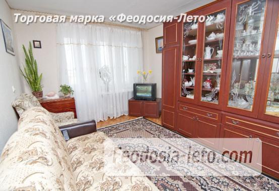 2 комнатная удобная квартира напротив пляжа Баунти в Феодосии - фотография № 4