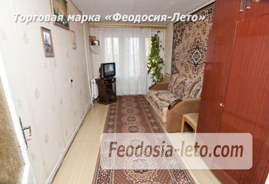2 комнатная удобная квартира напротив пляжа Баунти в Феодосии - фотография № 5