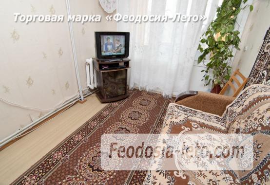 2 комнатная удобная квартира напротив пляжа Баунти в Феодосии - фотография № 6