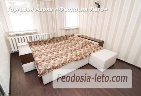 2 комнатная улётная квартира в Феодосии, бульвар Старшинова, 23 - фотография № 1