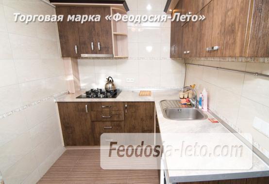 2 комнатная улётная квартира в Феодосии, бульвар Старшинова, 23 - фотография № 9