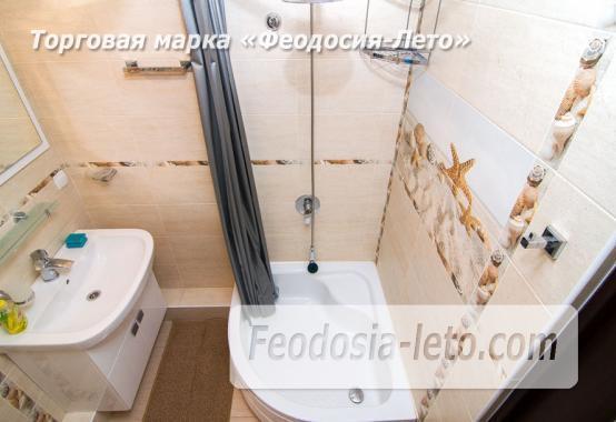 2 комнатная улётная квартира в Феодосии, бульвар Старшинова, 23 - фотография № 10