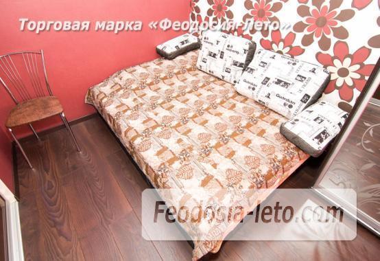 2 комнатная улётная квартира в Феодосии, бульвар Старшинова, 23 - фотография № 6