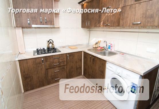 2 комнатная улётная квартира в Феодосии, бульвар Старшинова, 23 - фотография № 7