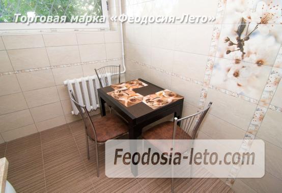 2 комнатная улётная квартира в Феодосии, бульвар Старшинова, 23 - фотография № 8