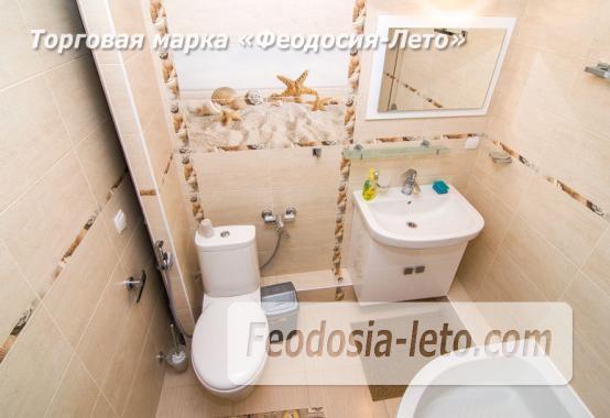 2 комнатная улётная квартира в Феодосии, бульвар Старшинова, 23 - фотография № 11