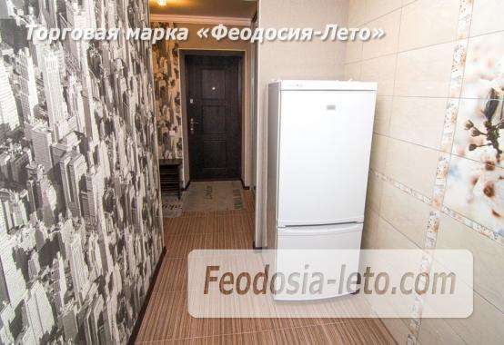 2 комнатная улётная квартира в Феодосии, бульвар Старшинова, 23 - фотография № 12