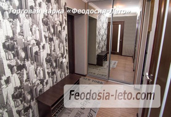 2 комнатная улётная квартира в Феодосии, бульвар Старшинова, 23 - фотография № 13