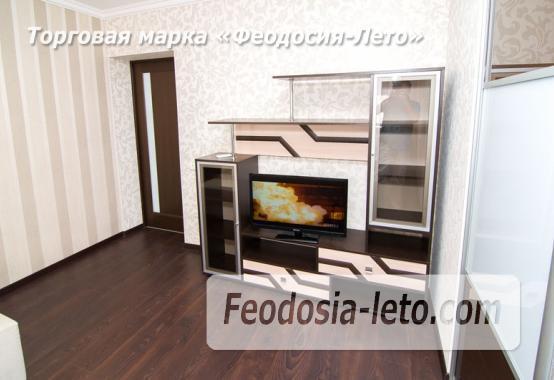 2 комнатная улётная квартира в Феодосии, бульвар Старшинова, 23 - фотография № 2