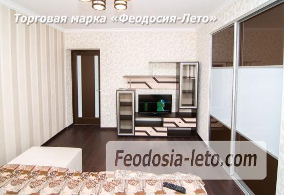 2 комнатная улётная квартира в Феодосии, бульвар Старшинова, 23 - фотография № 3