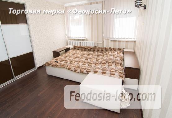 2 комнатная улётная квартира в Феодосии, бульвар Старшинова, 23 - фотография № 4