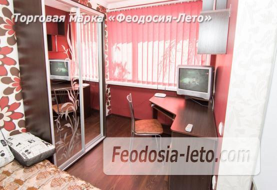 2 комнатная улётная квартира в Феодосии, бульвар Старшинова, 23 - фотография № 5