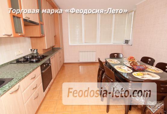 2 комнатная утонченная квартира в Феодосии, бульвар Старшинова, 8-Д - фотография № 9