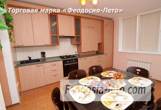 2 комнатная утонченная квартира в Феодосии, бульвар Старшинова, 8-Д - фотография № 10