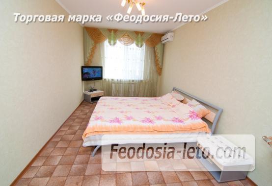 2 комнатная утонченная квартира в Феодосии, бульвар Старшинова, 8-Д - фотография № 2