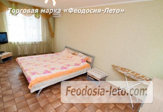 2 комнатная утонченная квартира в Феодосии, бульвар Старшинова, 8-Д - фотография № 4