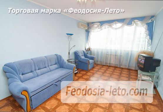 2 комнатная утонченная квартира в Феодосии, бульвар Старшинова, 8-Д - фотография № 5