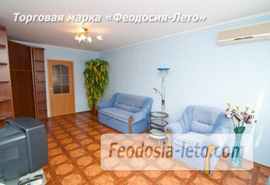2 комнатная утонченная квартира в Феодосии, бульвар Старшинова, 8-Д - фотография № 6