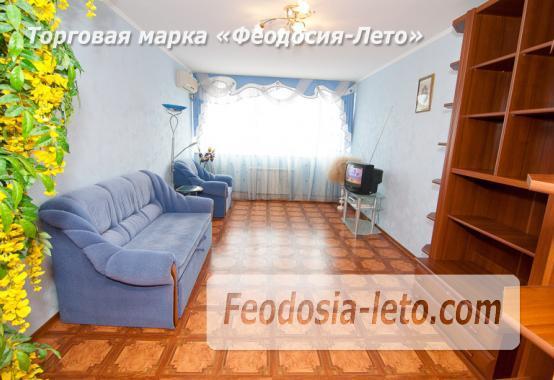 2 комнатная утонченная квартира в Феодосии, бульвар Старшинова, 8-Д - фотография № 7