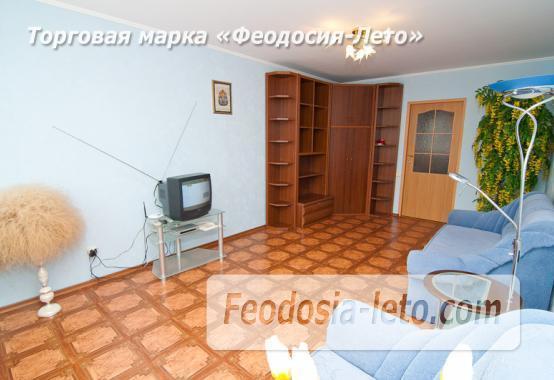 2 комнатная утонченная квартира в Феодосии, бульвар Старшинова, 8-Д - фотография № 8