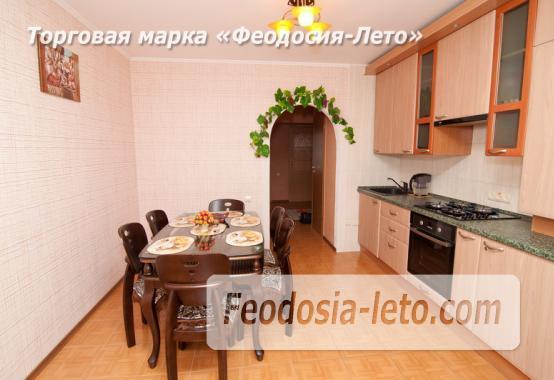 2 комнатная утонченная квартира в Феодосии, бульвар Старшинова, 8-Д - фотография № 11