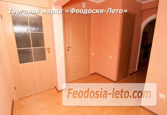 2 комнатная утонченная квартира в Феодосии, бульвар Старшинова, 8-Д - фотография № 12