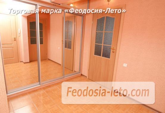 2 комнатная утонченная квартира в Феодосии, бульвар Старшинова, 8-Д - фотография № 13