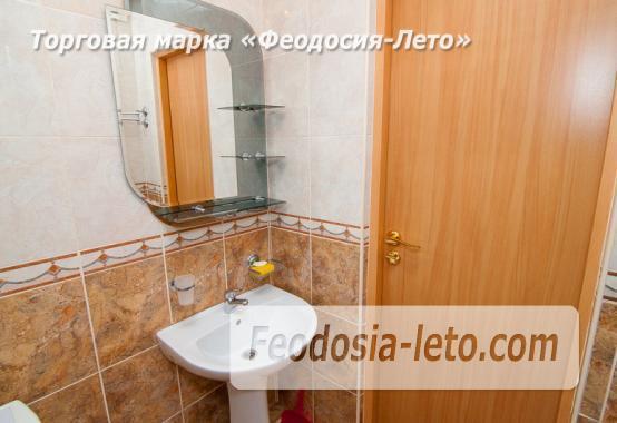 2 комнатная утонченная квартира в Феодосии, бульвар Старшинова, 8-Д - фотография № 14