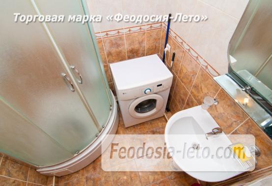 2 комнатная утонченная квартира в Феодосии, бульвар Старшинова, 8-Д - фотография № 15