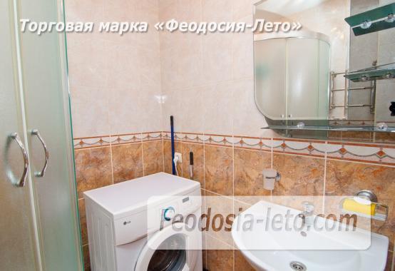 2 комнатная утонченная квартира в Феодосии, бульвар Старшинова, 8-Д - фотография № 16