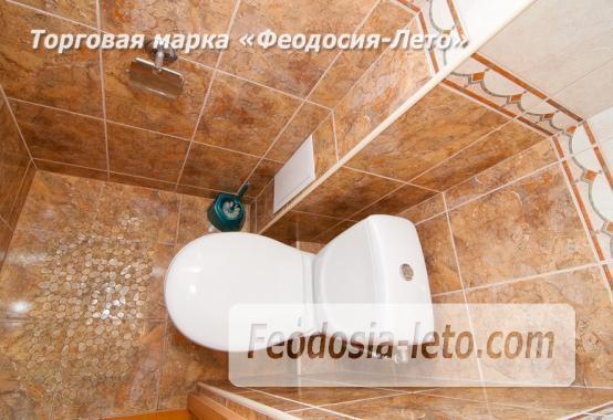 2 комнатная утонченная квартира в Феодосии, бульвар Старшинова, 8-Д - фотография № 17