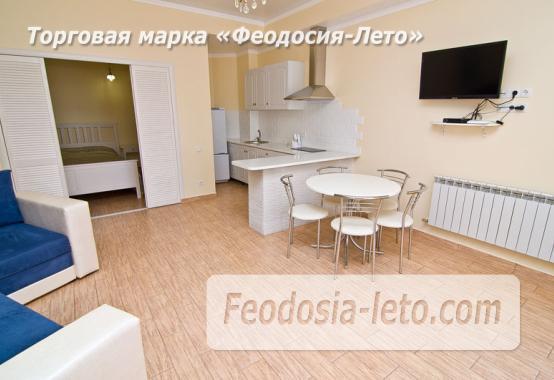 2 комнатная квартира в Феодосии, Черноморская набережная - фотография № 6