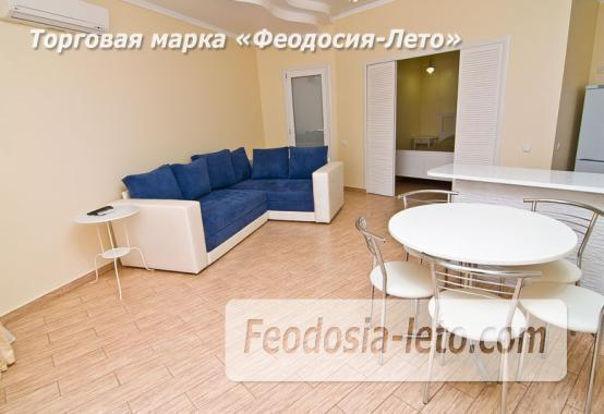 2 комнатная квартира в Феодосии, Черноморская набережная - фотография № 4