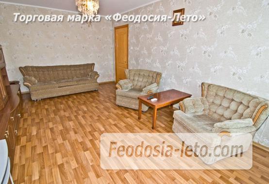 2 комнатная уютная квартира в Феодосии, Куйбышева, 57 - фотография № 2