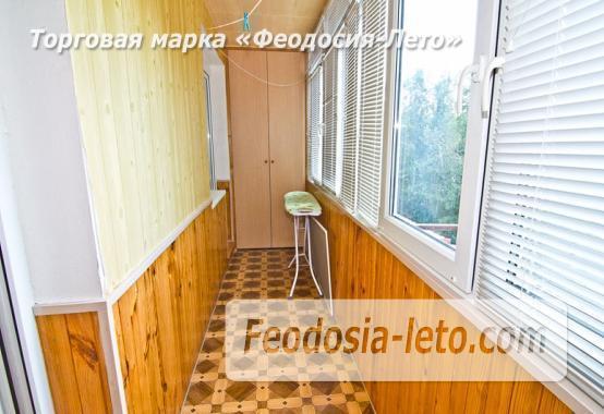 2 комнатная уютная квартира в Феодосии, Куйбышева, 57 - фотография № 7